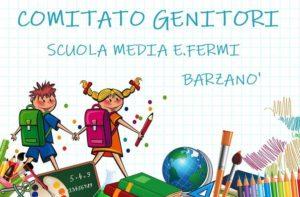 """Logo del comitato genitori scuola media """"E. Fermi"""""""